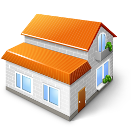 3d home png. D icon download