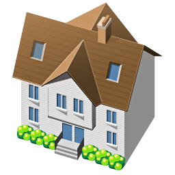 3d home png. Icon d house iconset