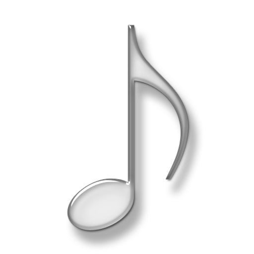 3d music note png. Eighth cliparts co notes
