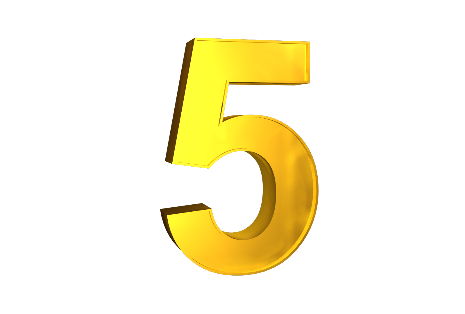 3d numbers png. Number
