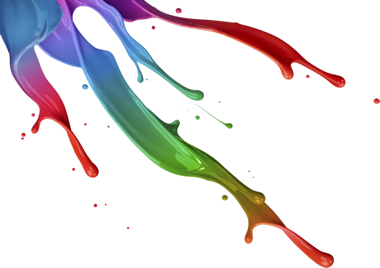 3d paint splash png. Transparent images pluspng image