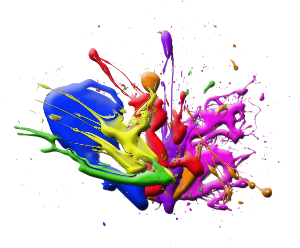3d paint splash png. Splatter transparent pictures free
