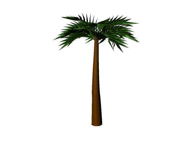 3d palm tree png. D download free