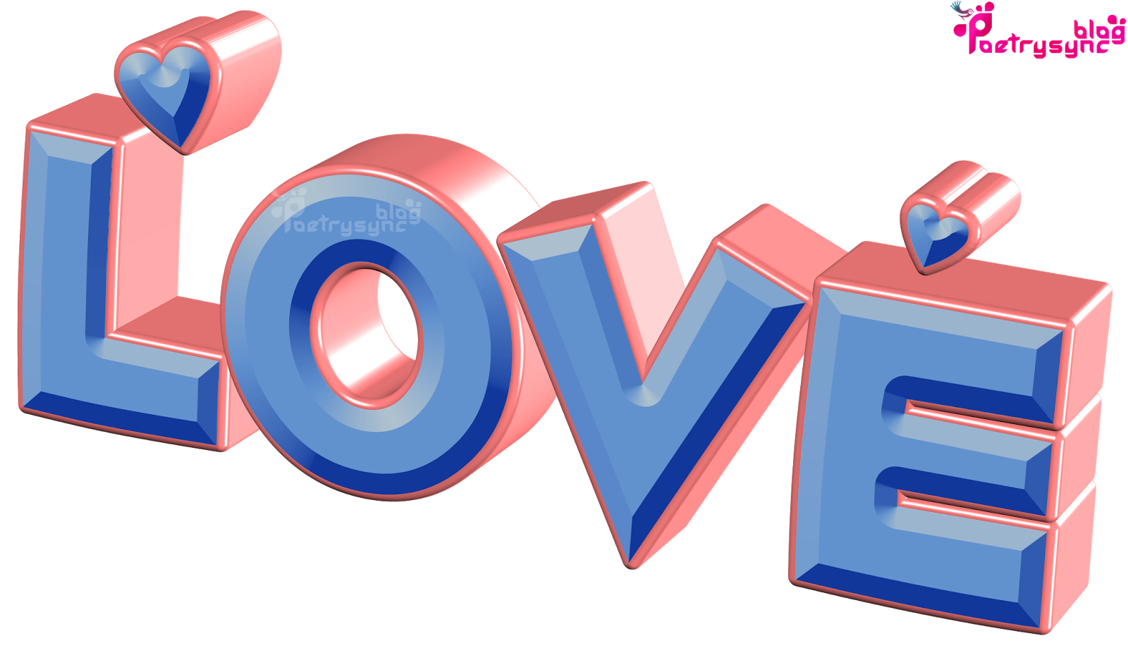 Love description about cultural. 3d png effect royalty free stock