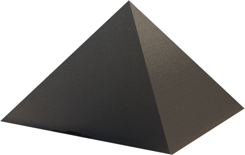 3d pyramid png. Spell for success question