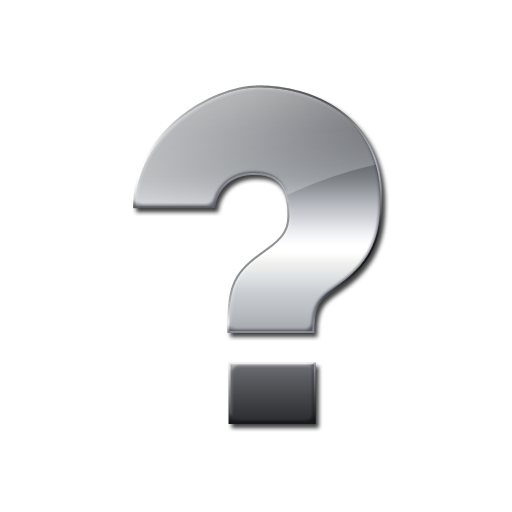 3d question mark png. Icons vector free and