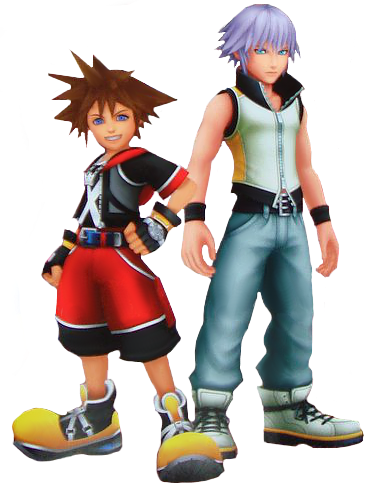 3d sora png. Kingdom hearts connect to