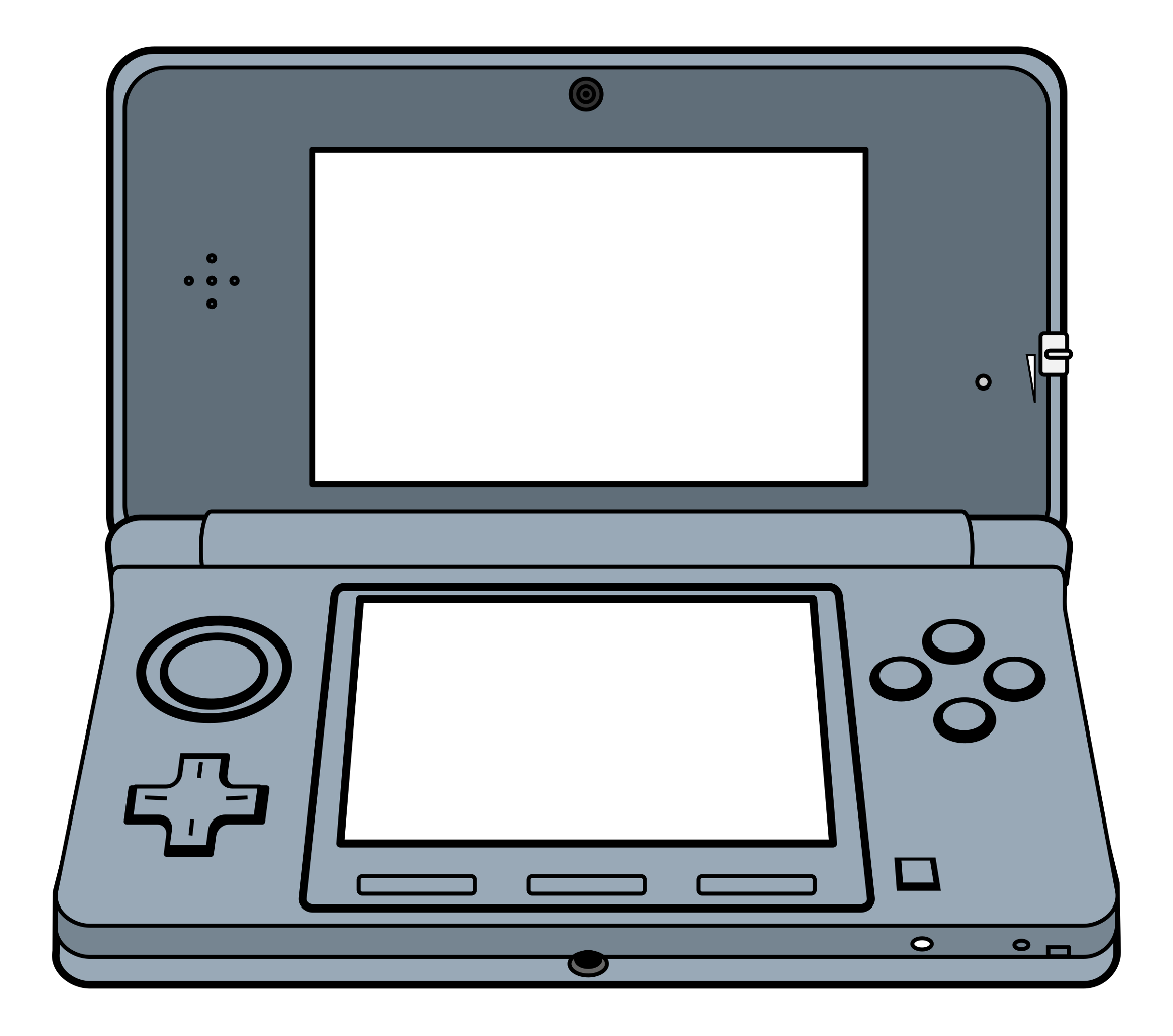 Gameboy drawing console. Ds art nintendo