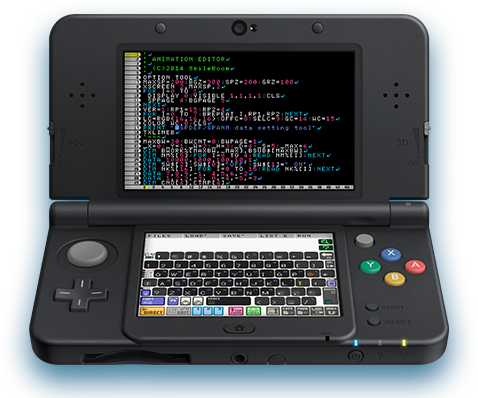 3ds drawing electronics. Making your first game