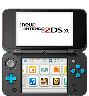 2ds transparent official. Compare nintendo ds new
