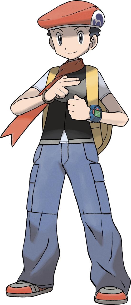 3ds drawing lucas. From pokemon diamond and