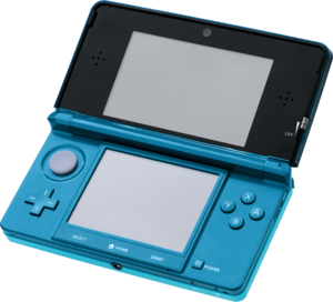 2ds transparent custom