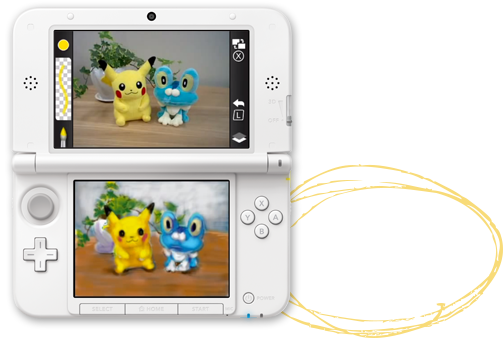 3ds drawing art academy. Tools pok mon for