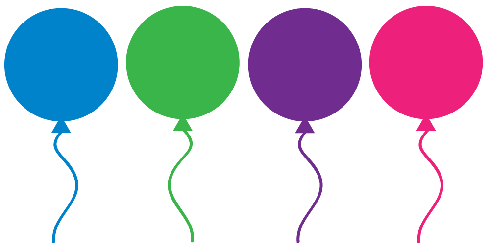 Other clipart colourful balloon. Free a picture of