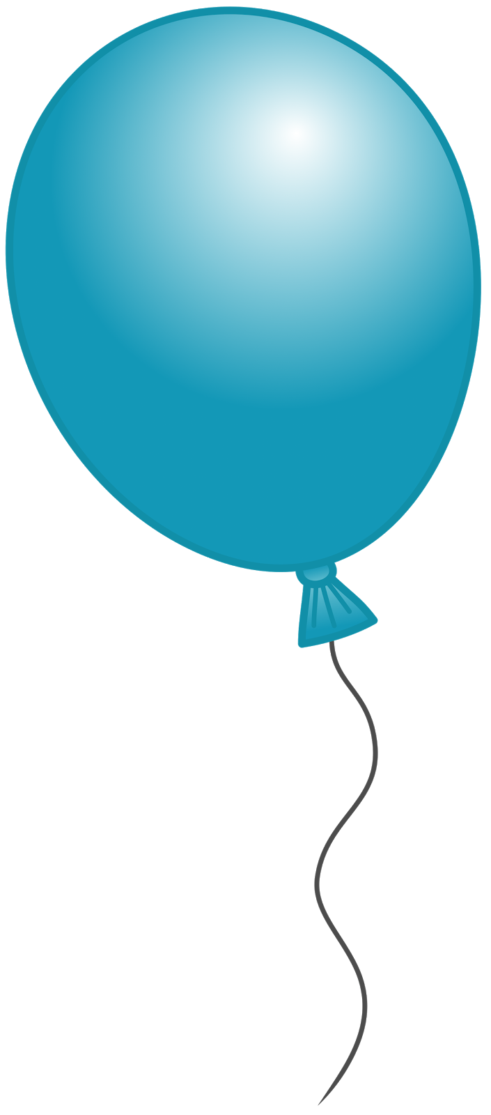 Balloons clipart. One balloon png transparent