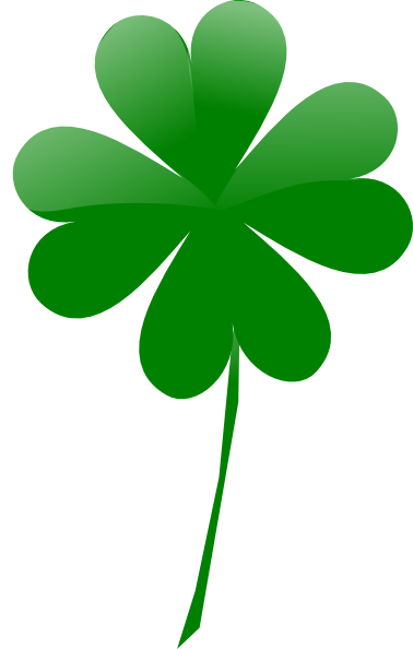Lucky clover png. Leaf clipart clipartix
