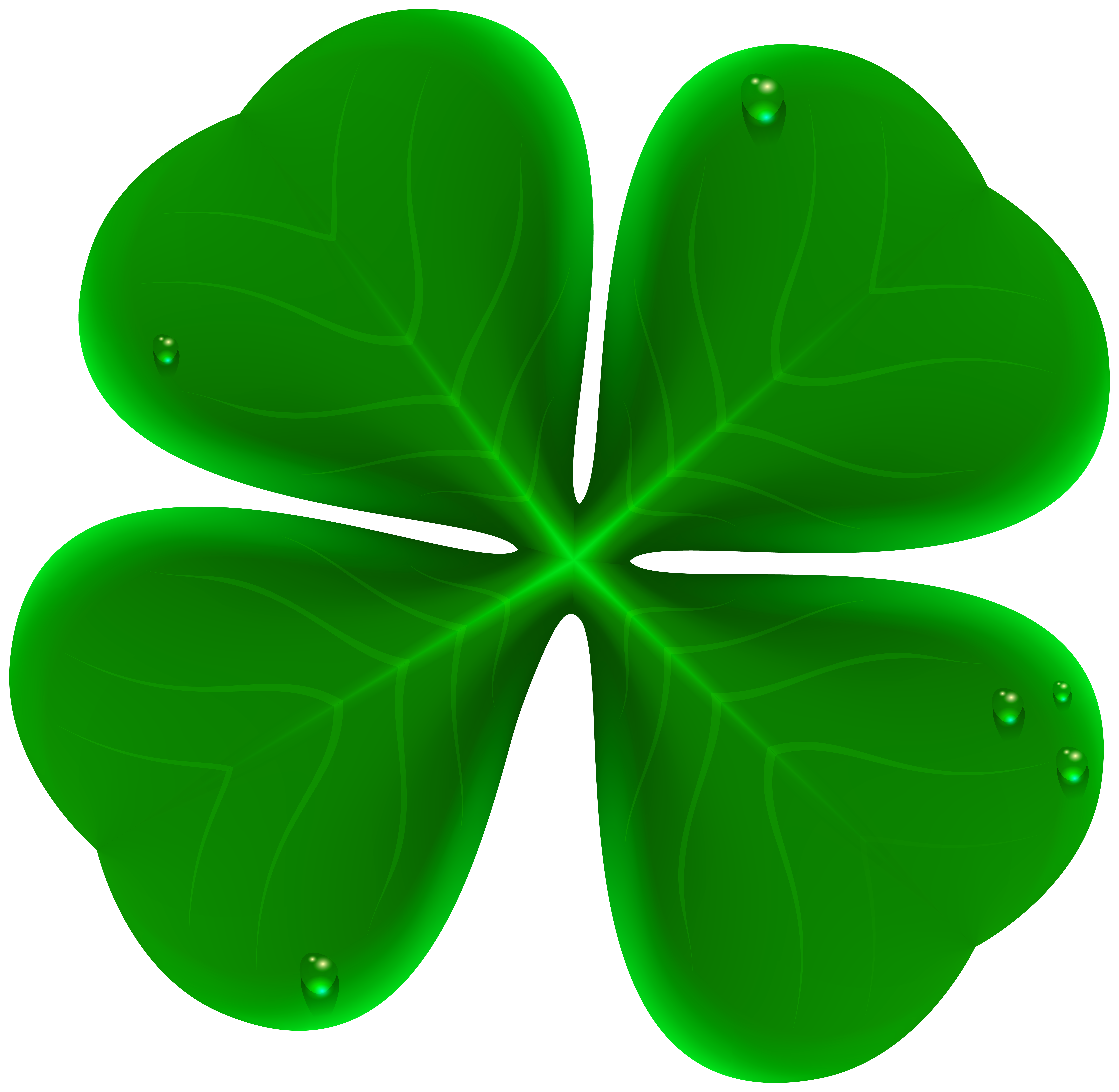 4 leaf clover .png. Green four icons png