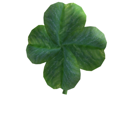4 leaf clover png. Image four roblox wikia
