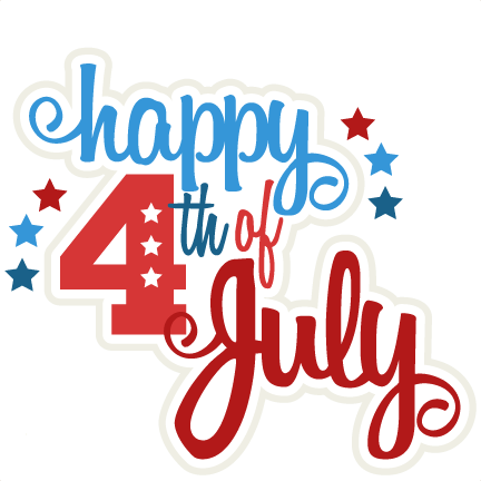 4 of july png. Happy th svg scrapbook