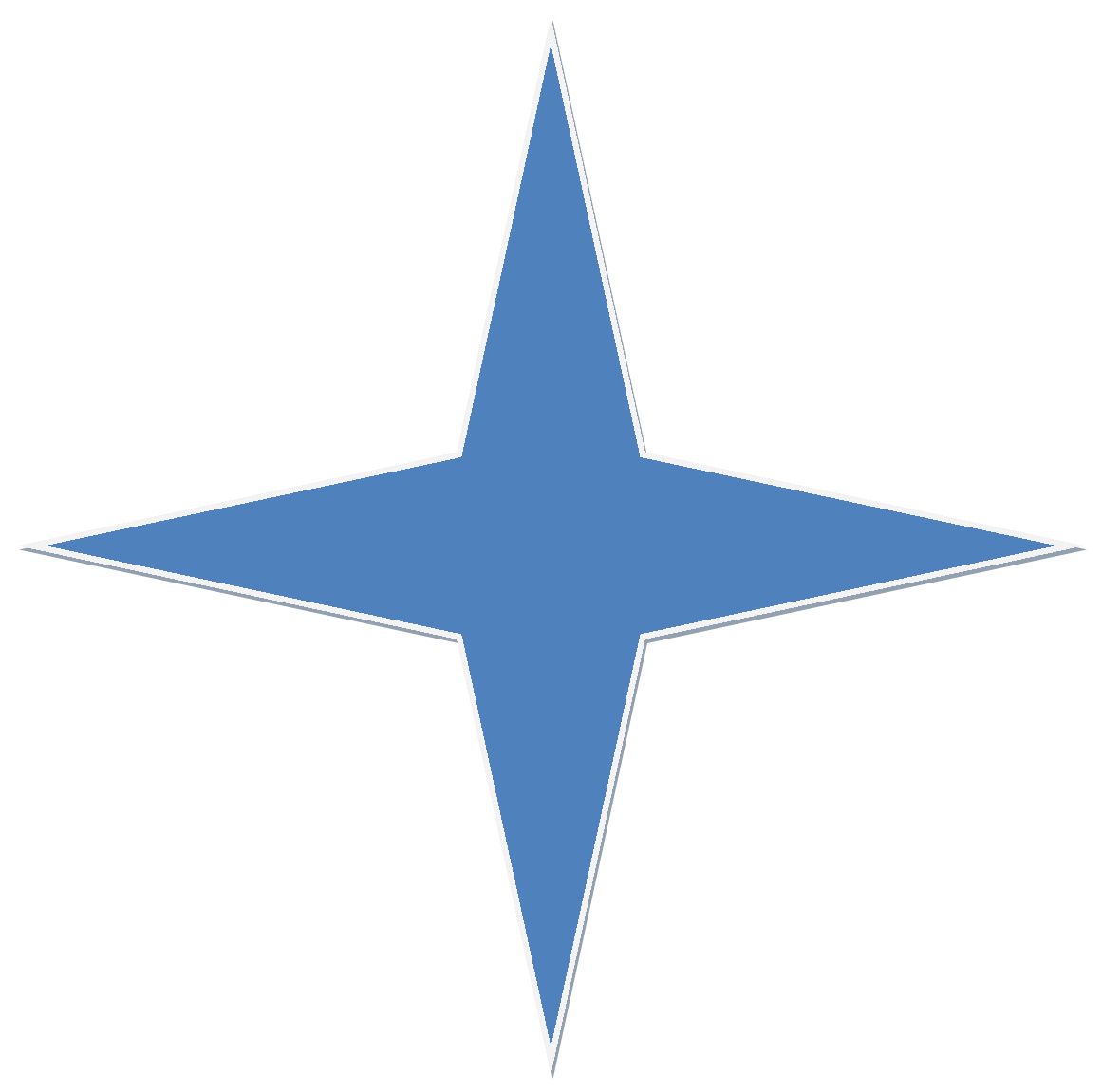 4 point star png. File blue wikimedia commons