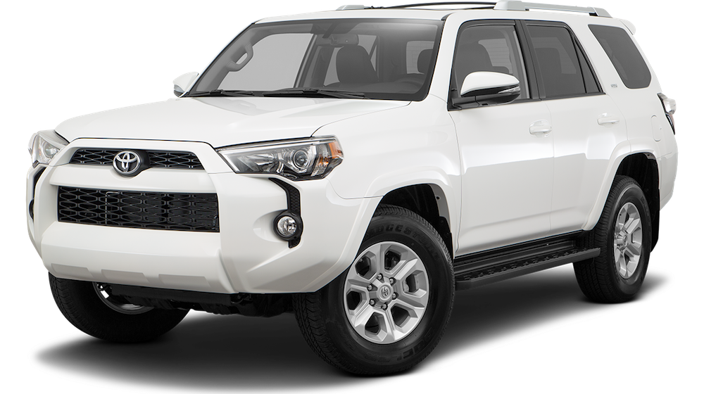 4 runner png. Used toyota mccluskey automotive