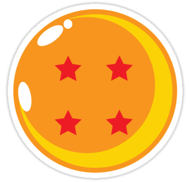 4 star dragonball png. Image four dragon universe
