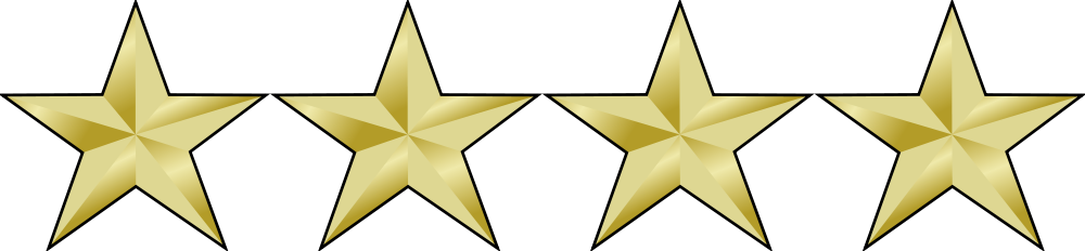 4 stars png. File general of armies