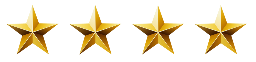 4 stars png. Images in collection