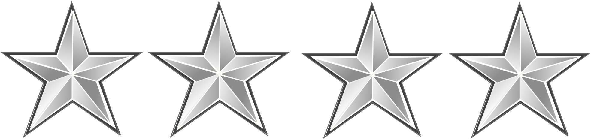 Download star rating image. 4 stars png picture library