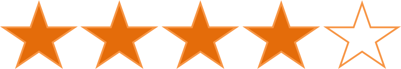 4 stars png. Index of images star