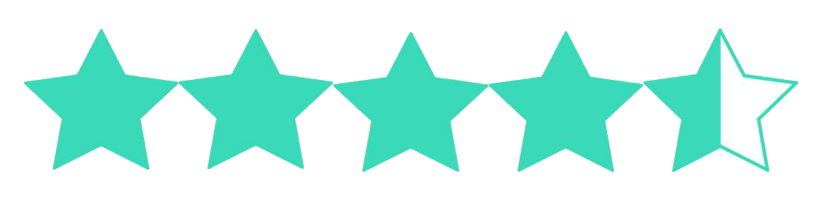 4.5 out of 5 stars png. Sitemap starratingpng
