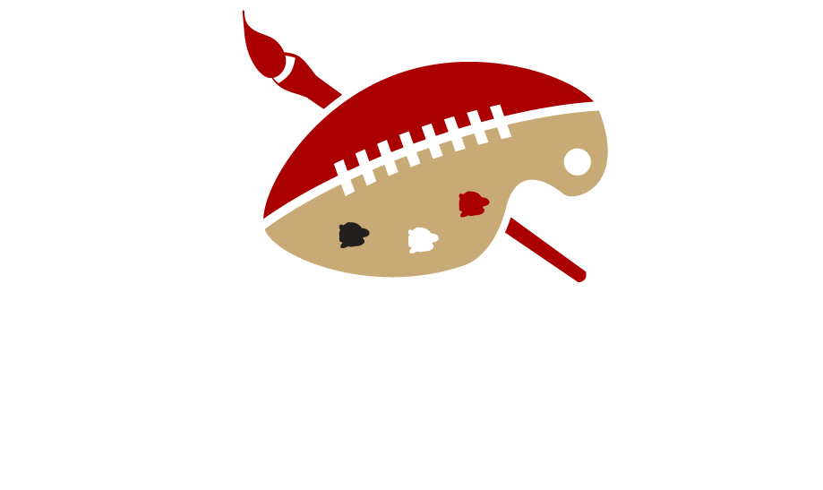 49ers drawing cartoon. Levi s stadium san