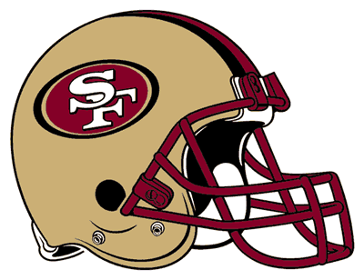 49ers drawing football helmet. Ers clipart free