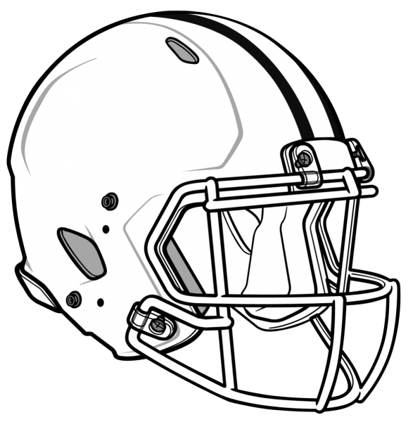 49ers drawing coloring page. Nfl football helmets pages