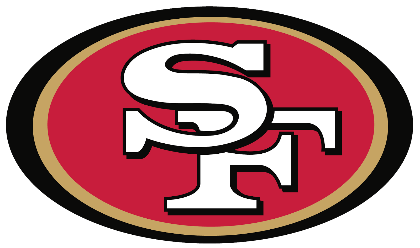 49ers drawing pencil. Ers silhouette at