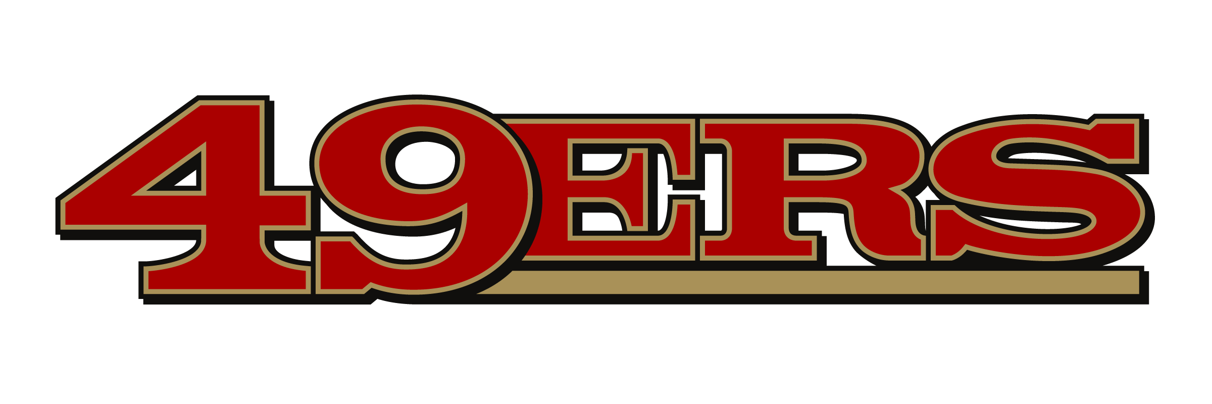 49ers drawing pencil. Sf ers clipart at