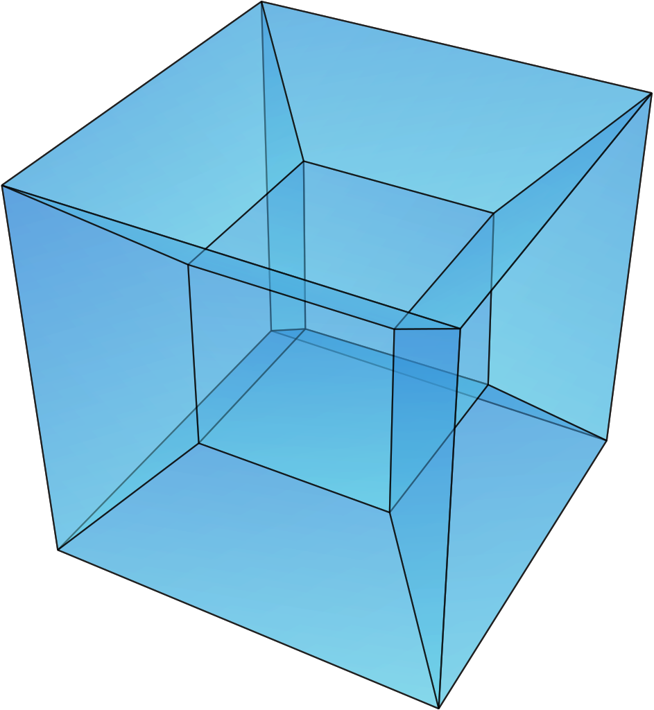 4d drawing 4 dimension. Hypercube wikipedia hexahedronsvg hypercubesvg