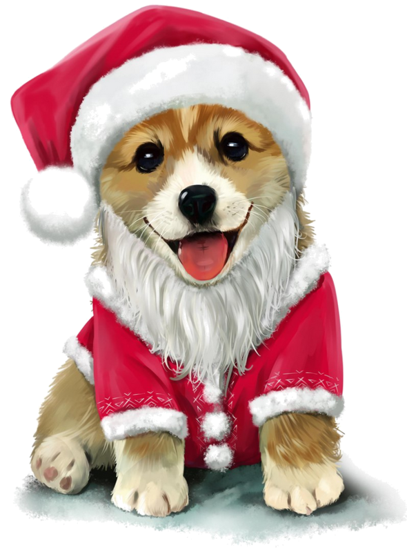 Dogs puppies wallpapers christmas. 4d drawing dog vector library library