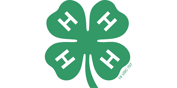 4h clover png