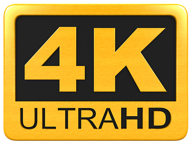 4k video logo png. What do integrators need