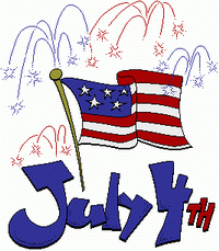 America clipart forth. Free th of july