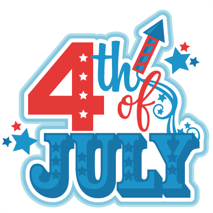 july clipart fourth july food