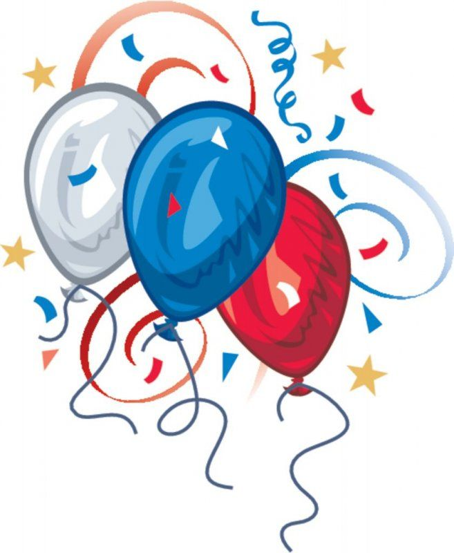 Fourth of clipart. July th free picture