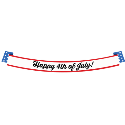 4th of july banner png. Th transparent images