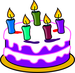 Birthday cake clipart. Clip art at clker