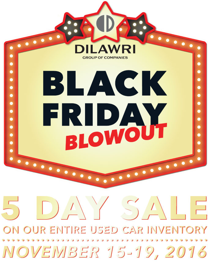 5 day sale png. Black friday blowout on