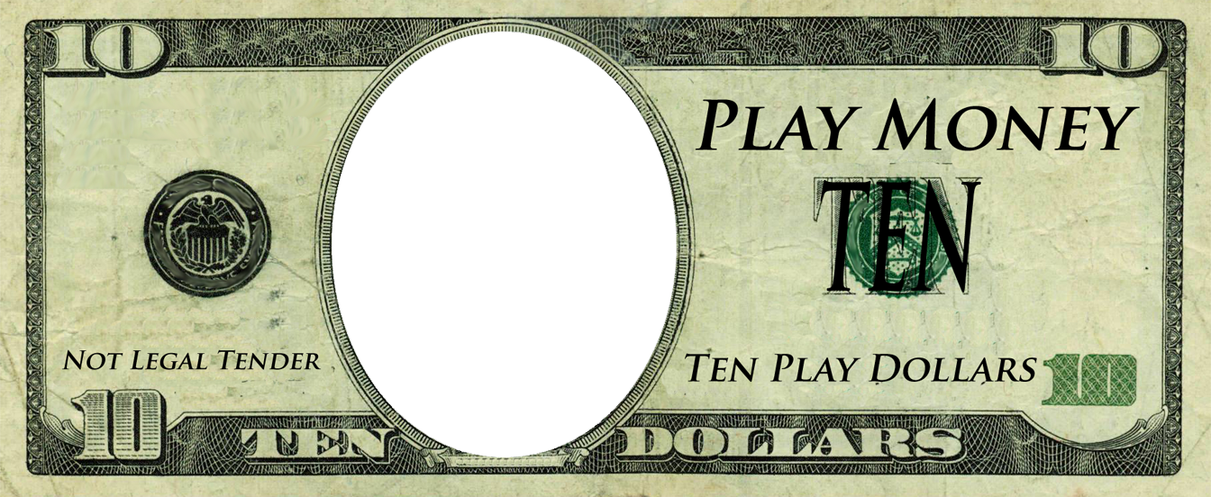 monopoly money png