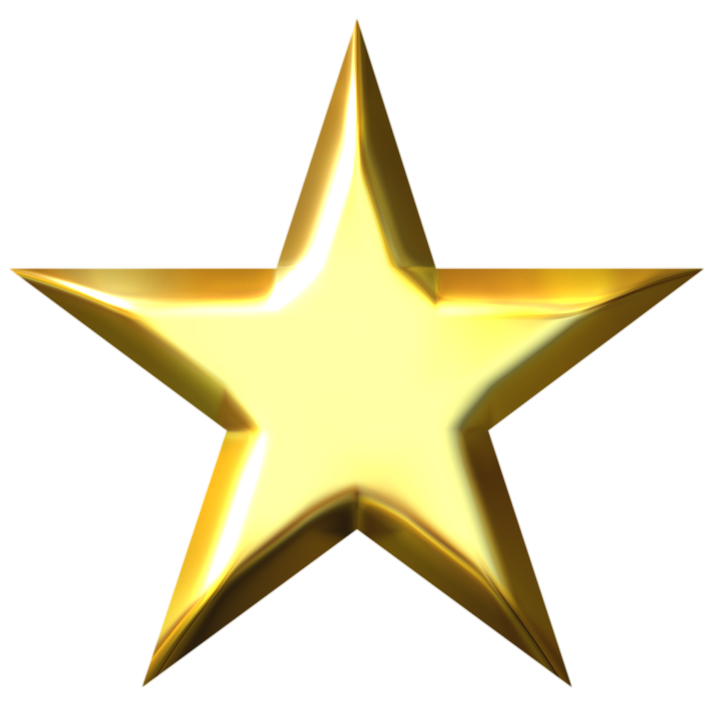 star png transparent background