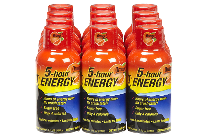 5 hour energy png