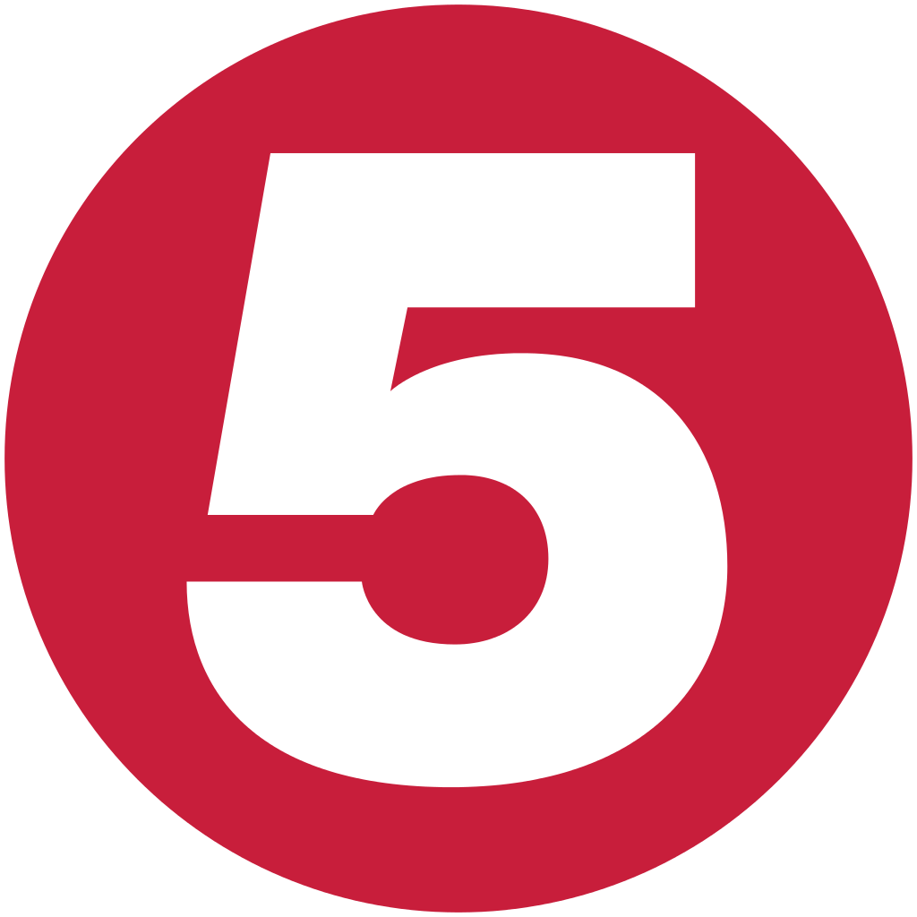 5 logo png. File channel svg wikimedia